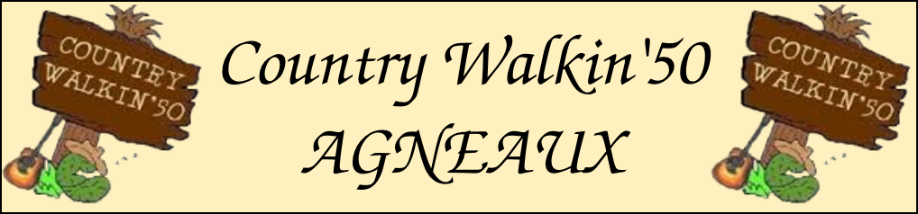 COUNTRY WALKIN'50